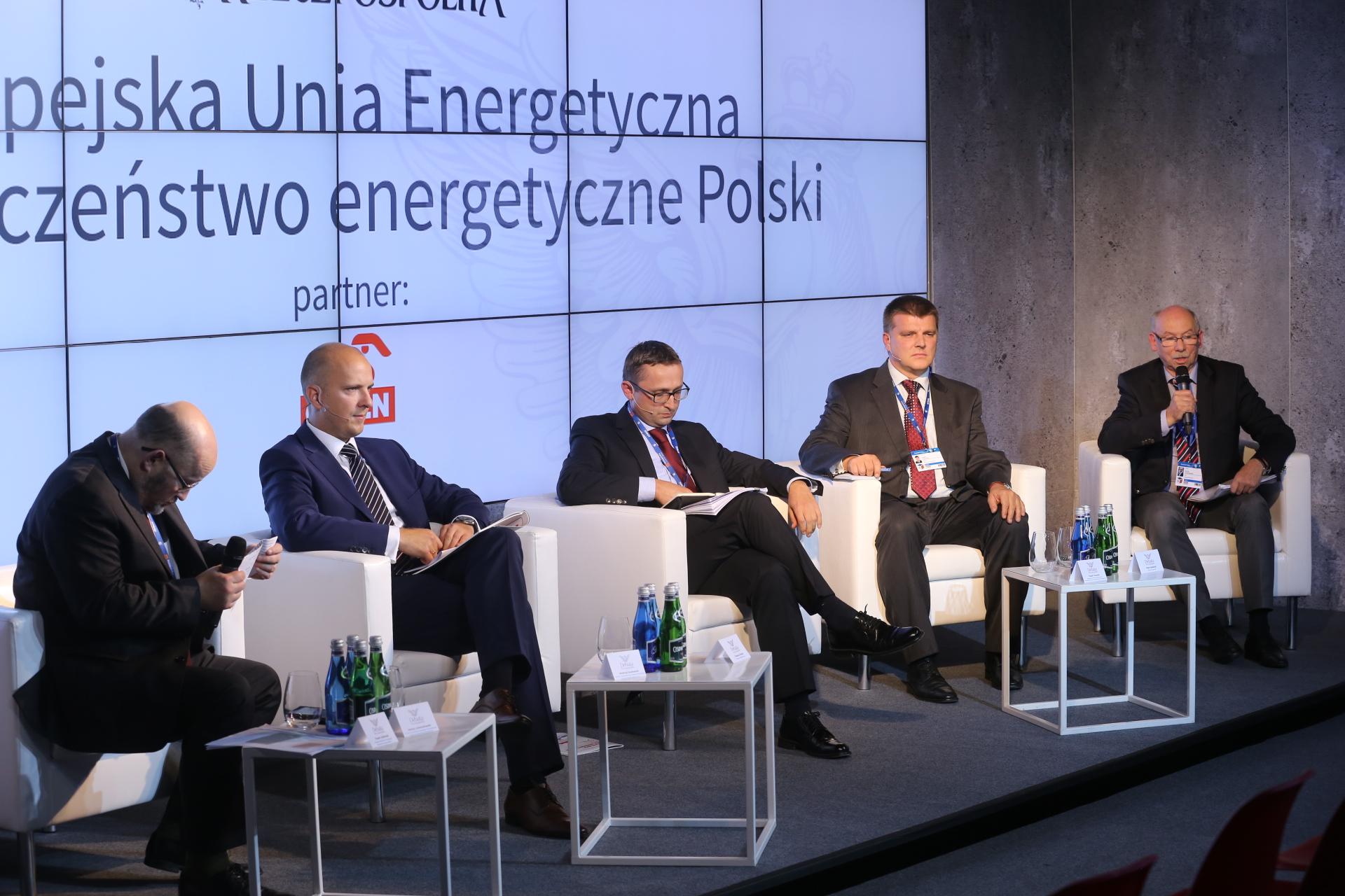 Europejska Unia Energetyczna a bezpieczeństwo Polski