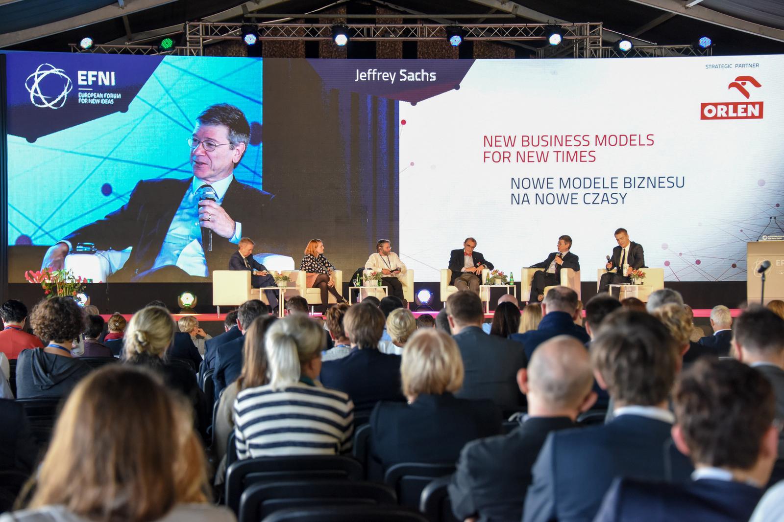 Nowe modele biznesu na nowe czasy