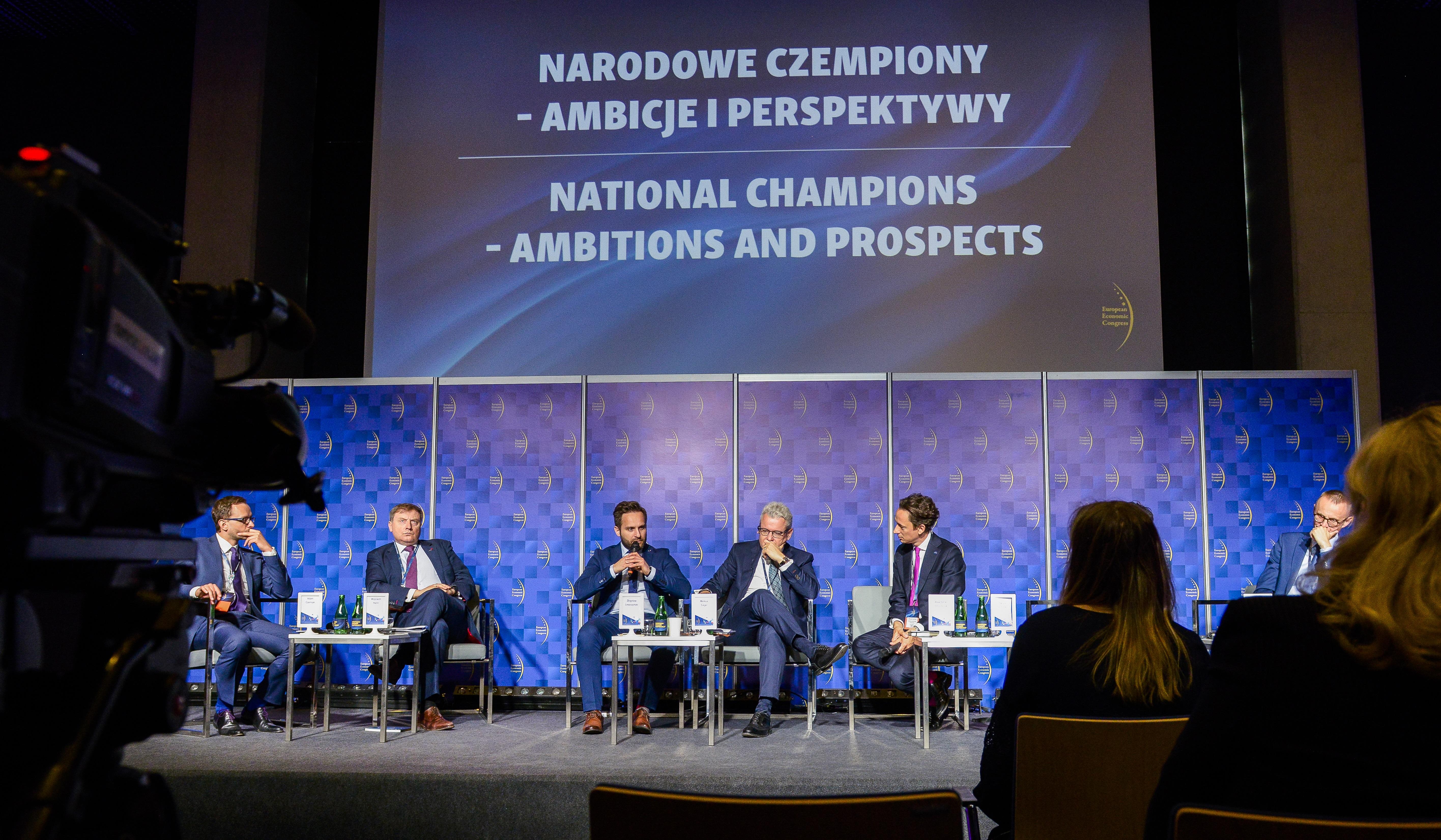 Narodowe czempiony – ambicje i perspektywy