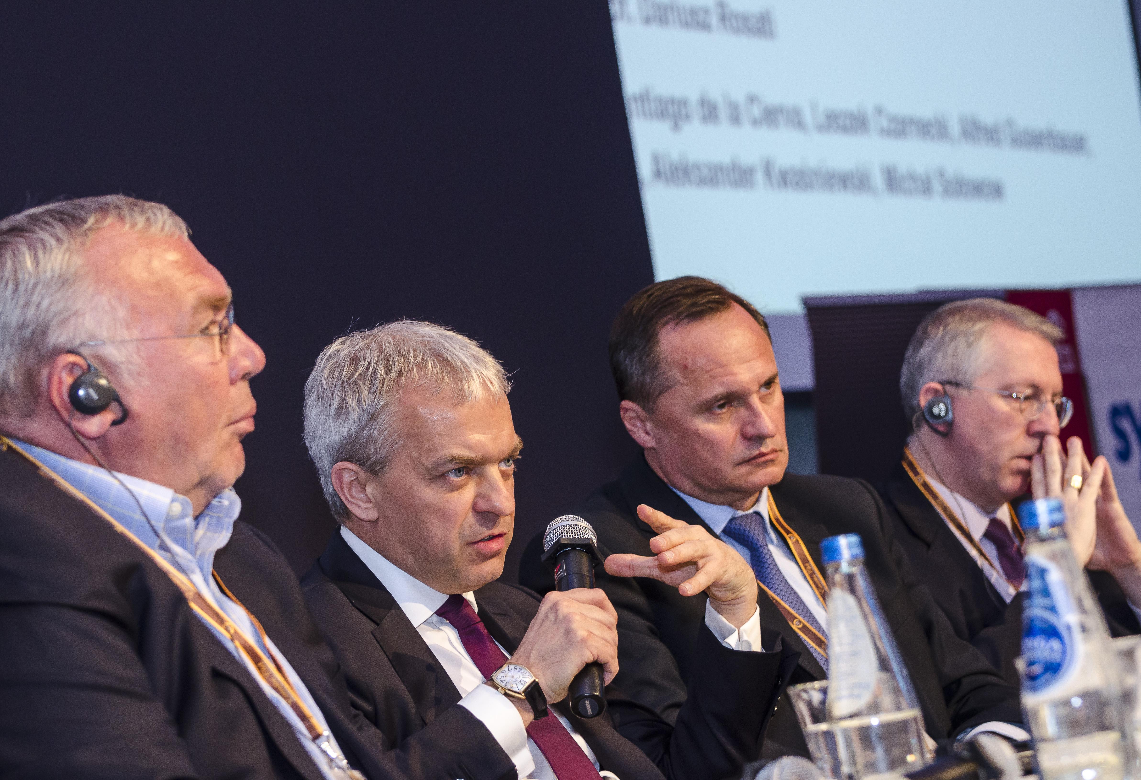 EEF 2015 - Nowy Ład w Europie i świecie – konsekwencje dla biznesu