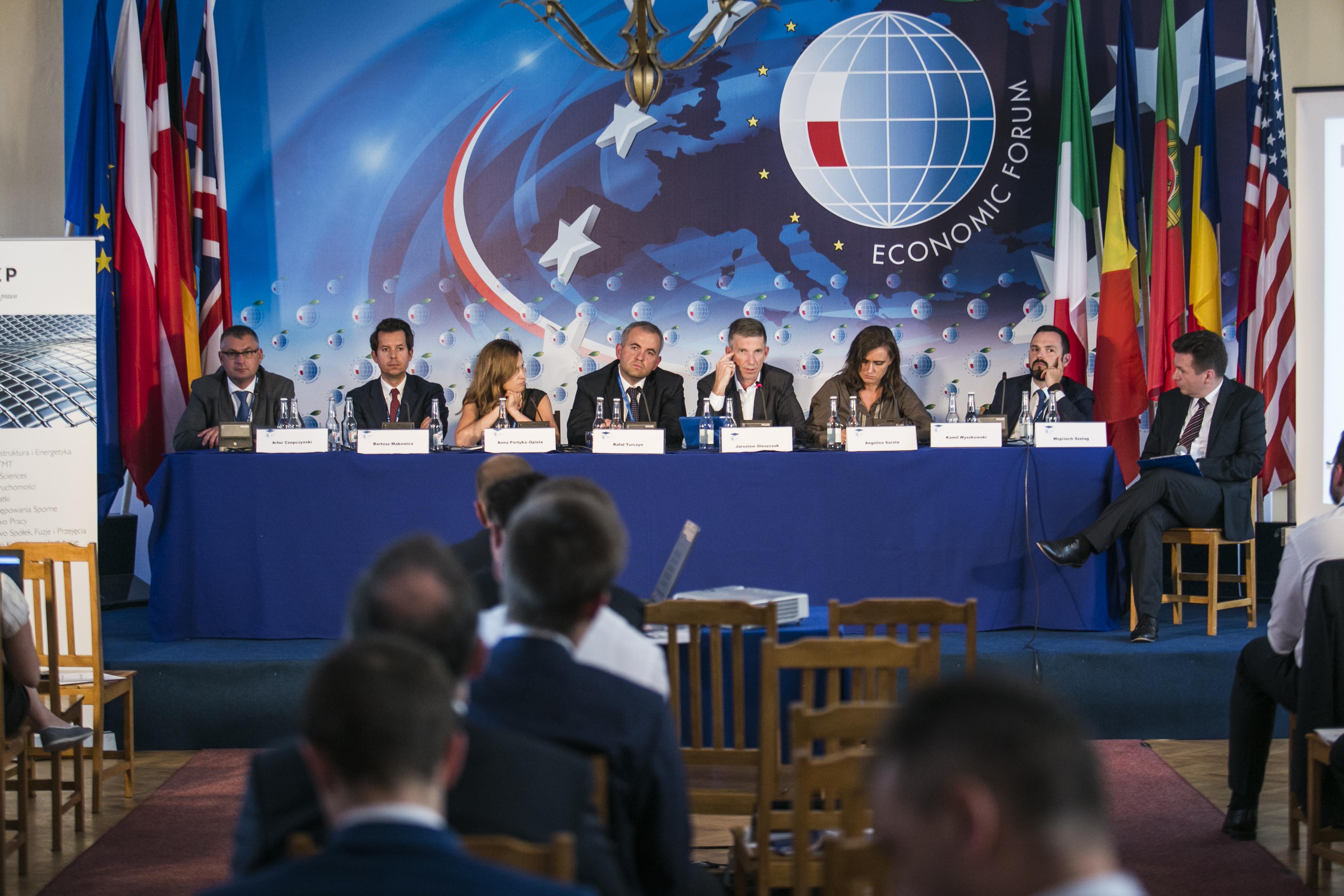 Forum Ekonomiczne 2016 - Jak bezpiecznie prowadzić biznes w Polsce