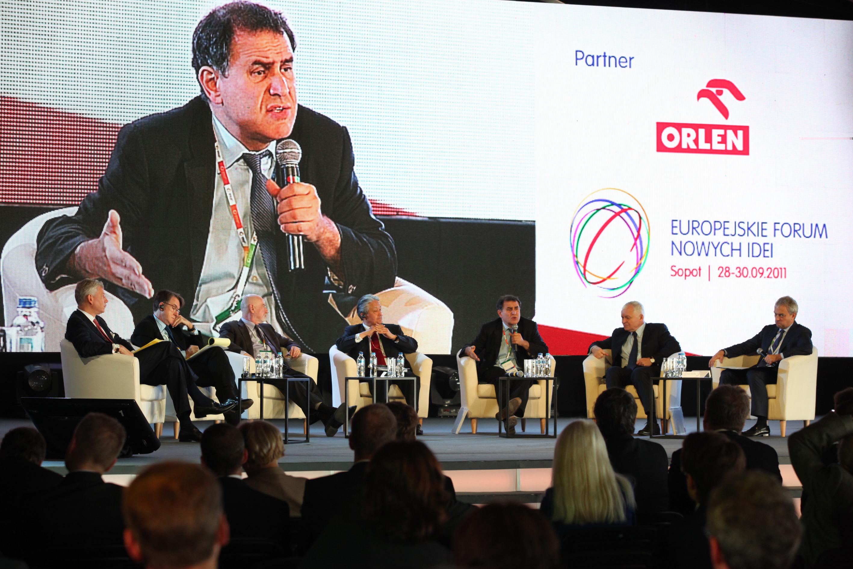 Europejskie Forum Nowych Idei 28-30 września 2011