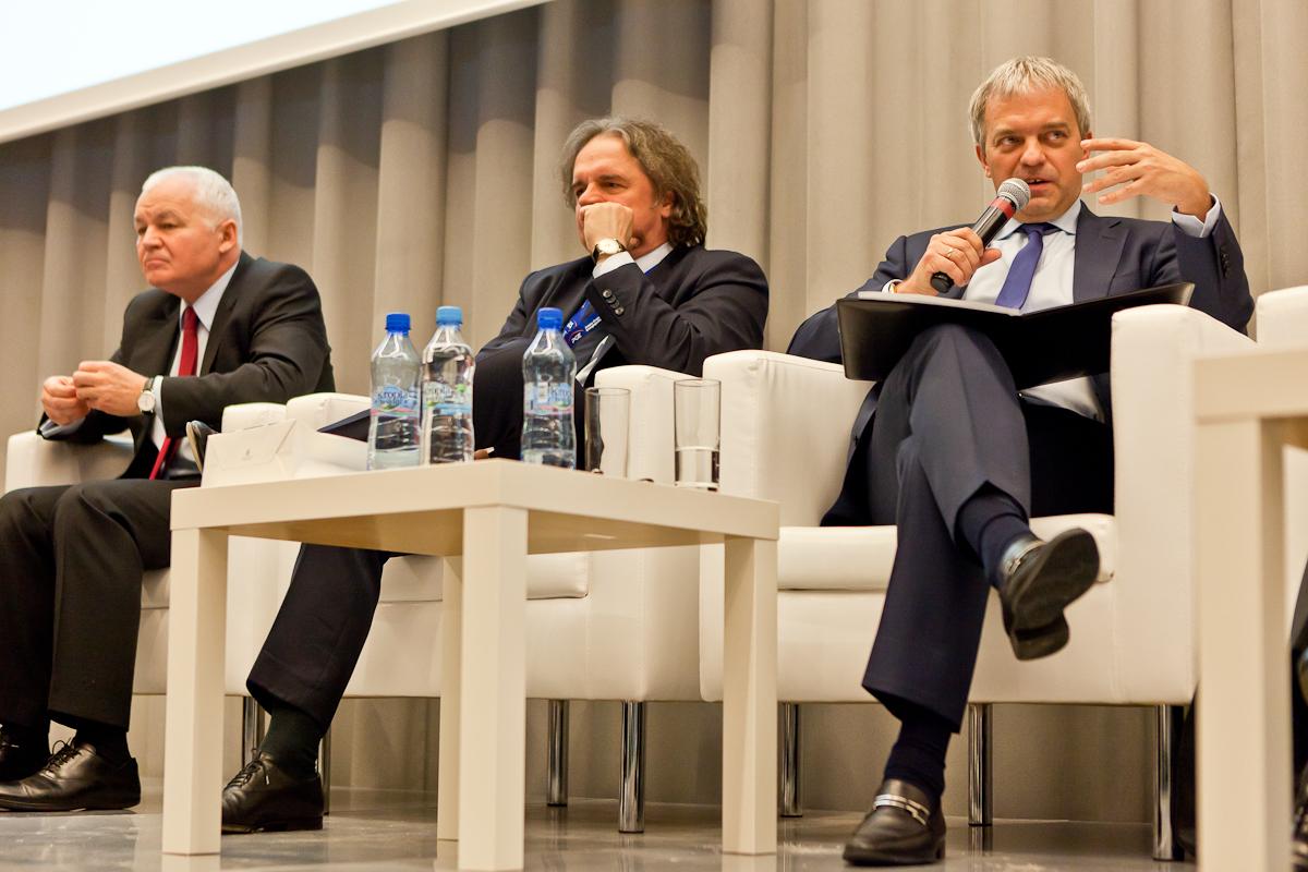 EKF 2012 - Dźwignie wzrostu wartości przedsiębiorstw o znaczeniu strategicznym