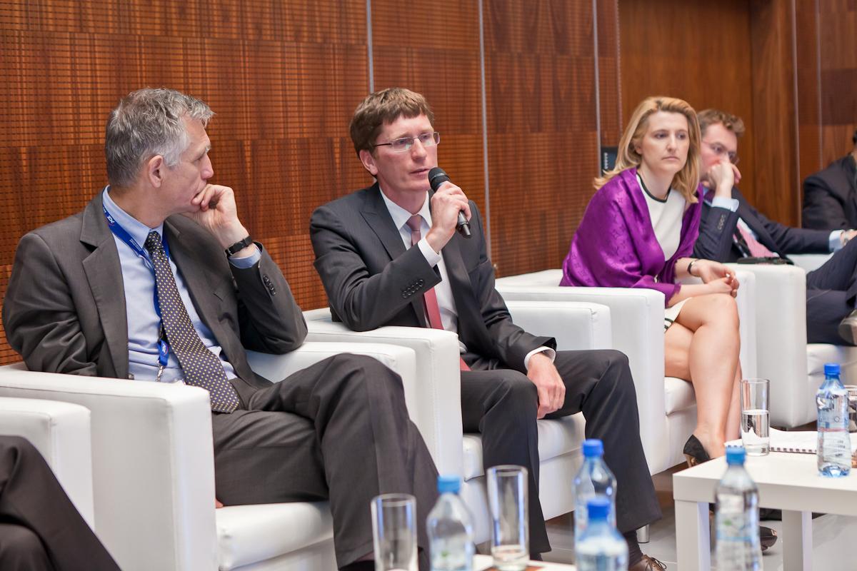 EKF 2012 - Kto i jak sfinansuje wydobycie gazu łupkowego w Polsce?