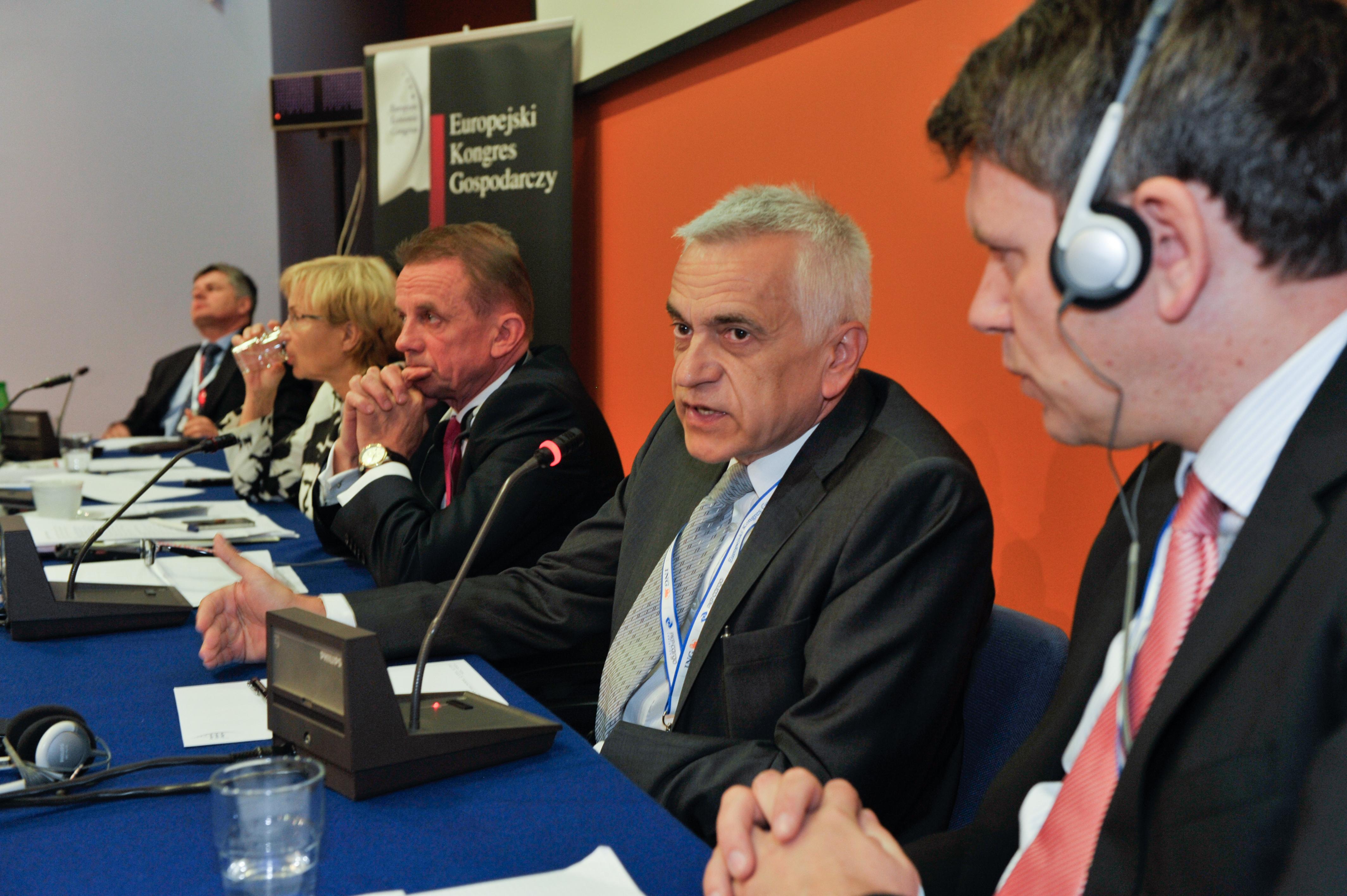 European Economic Congress 2012 - Shale gas - an opportunity for Poland, an opportunity for Europe