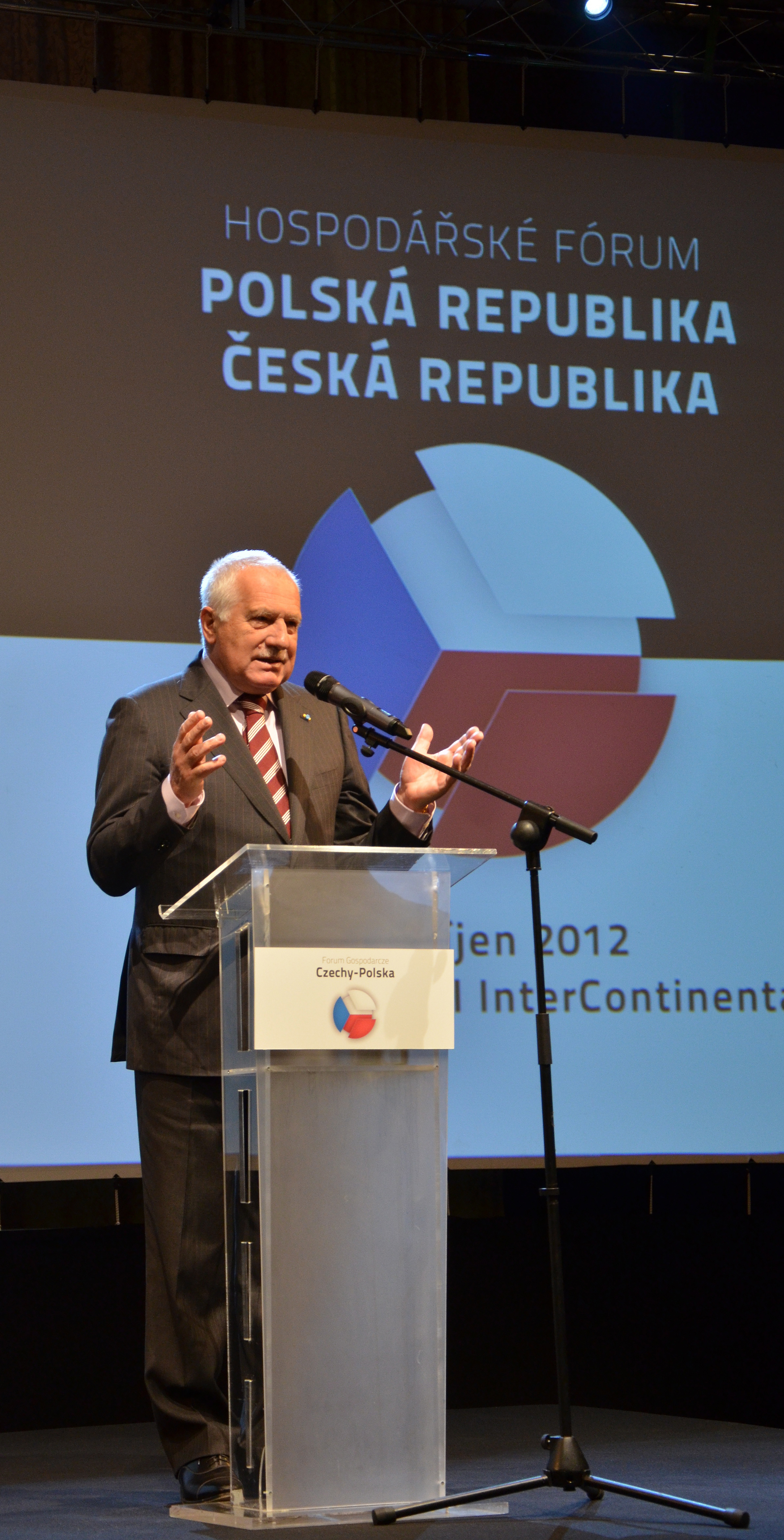 Czech Republic - Poland Economic Forum 2012