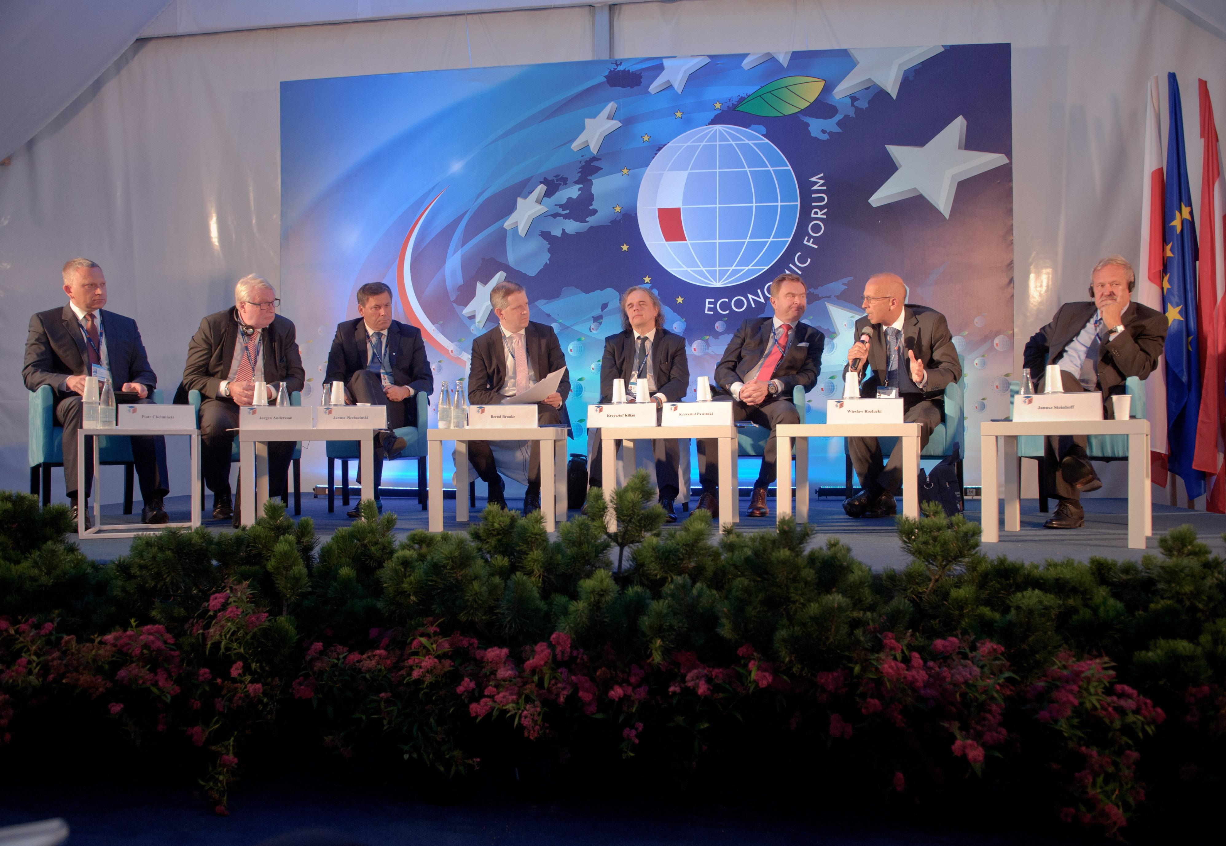 FE w Krynicy 2013 - Odbudowa polskiej konkurencyjności