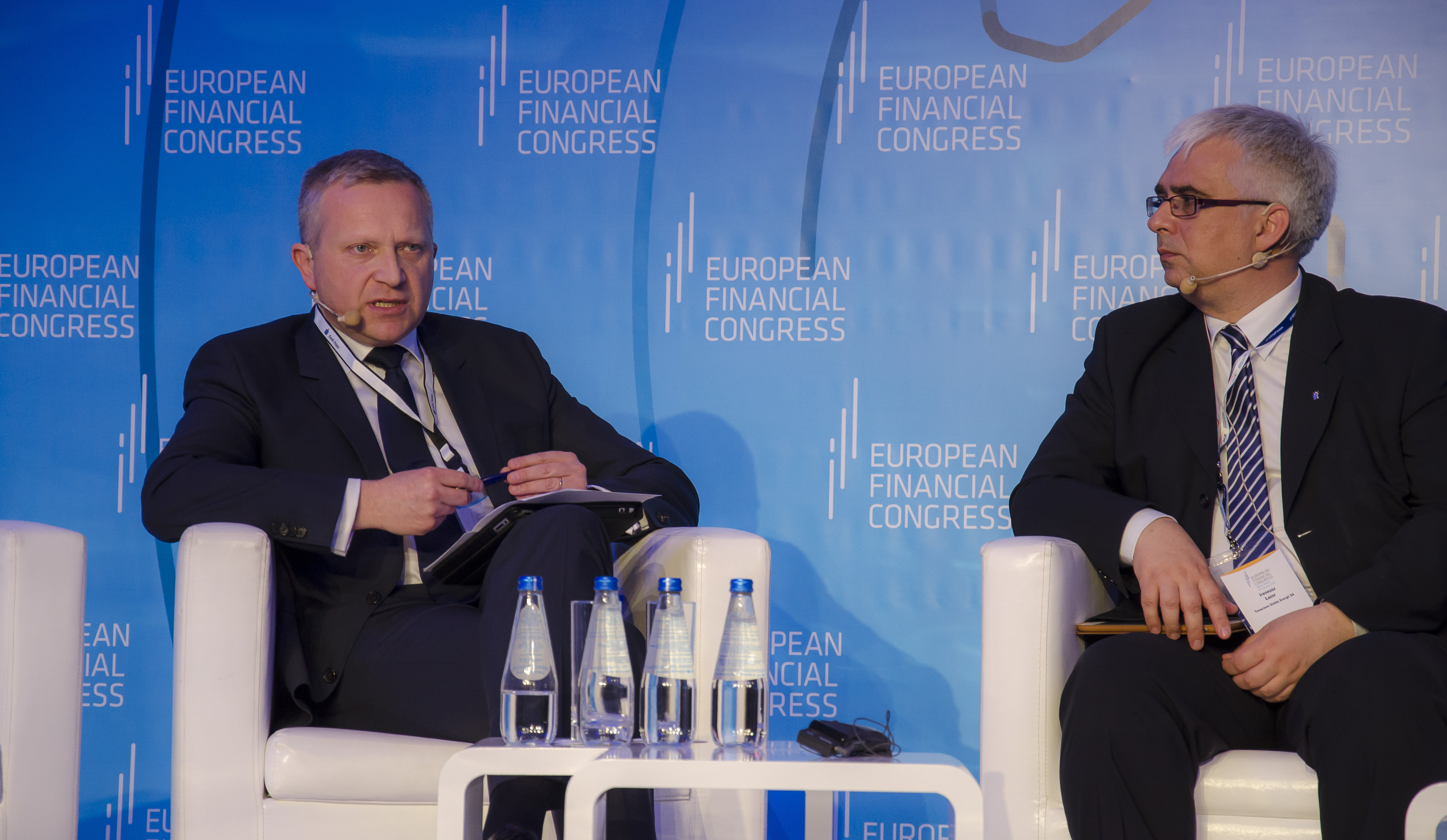 European Financial Congress 2014 - Is it possible to further integrate the EU politically and to increase the competitiveness of the European economy without ensuring energy security? – the domestic perspective