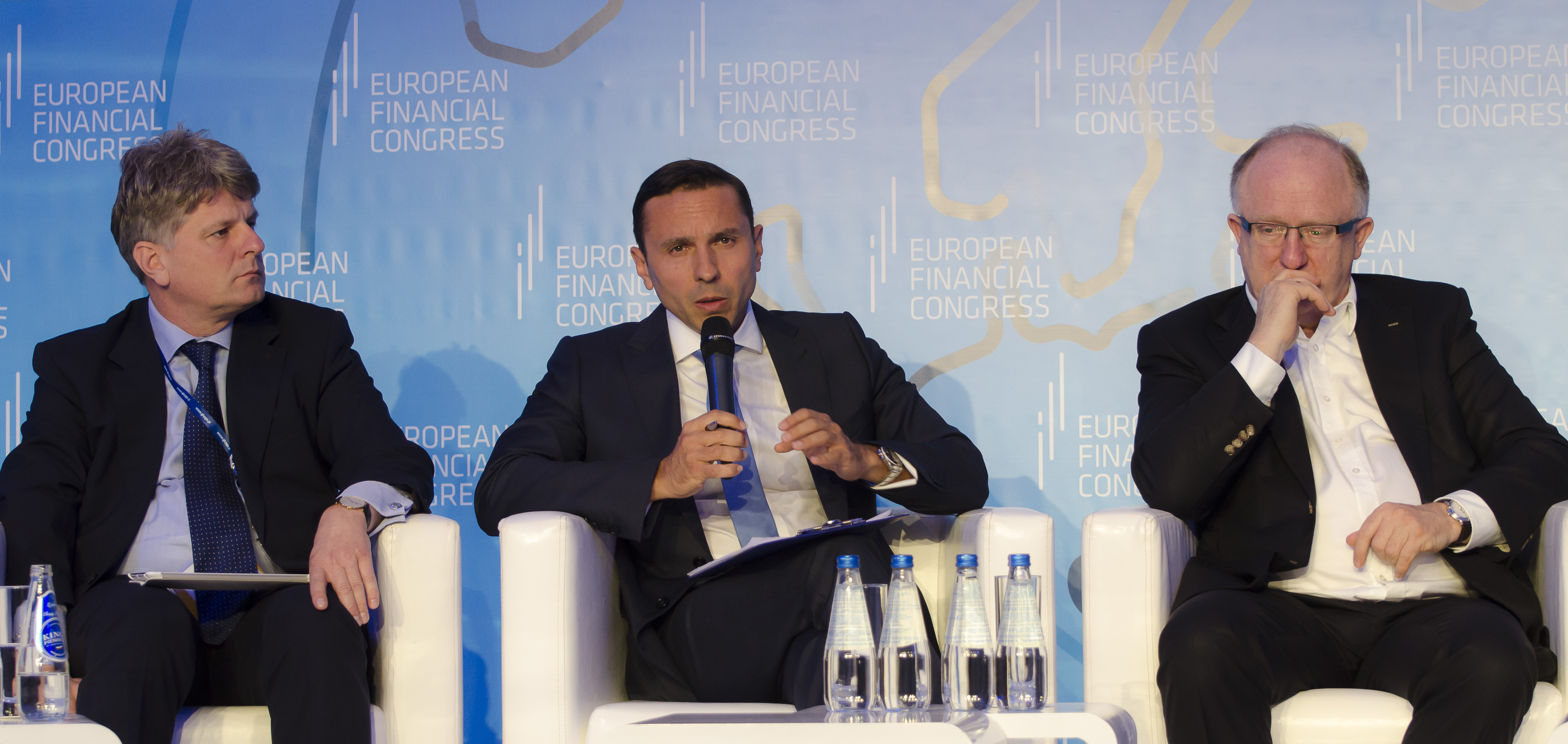 European Financial Congress 2014 - International expansion of Polish raw material companies: an opportunity for the Polish economy and science