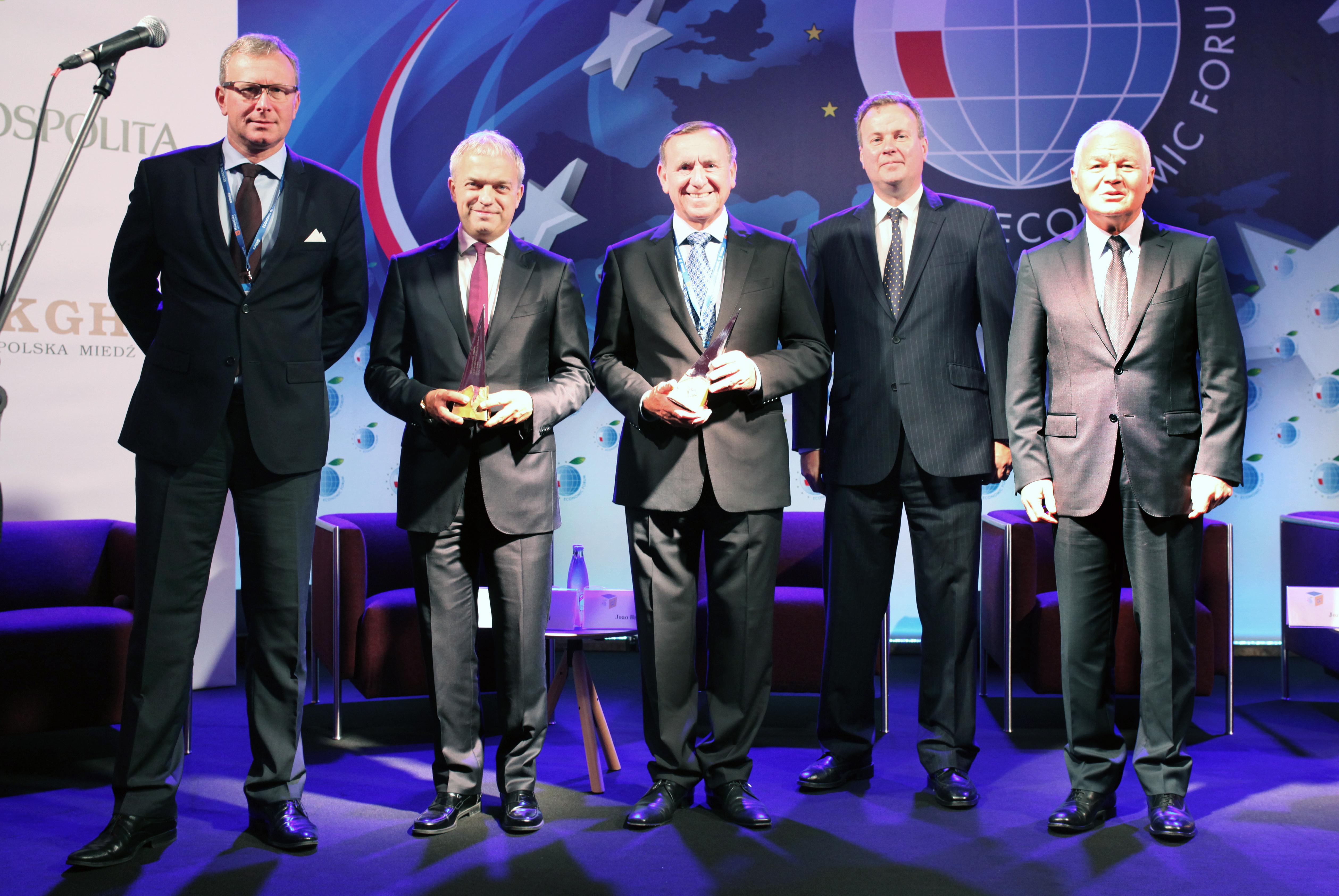 FE w Krynicy 2014 - Ranking Central - Eastern Europe TOP 500 oraz debata: Nowa rola Europy Środkowej – 25 lat po transformacji