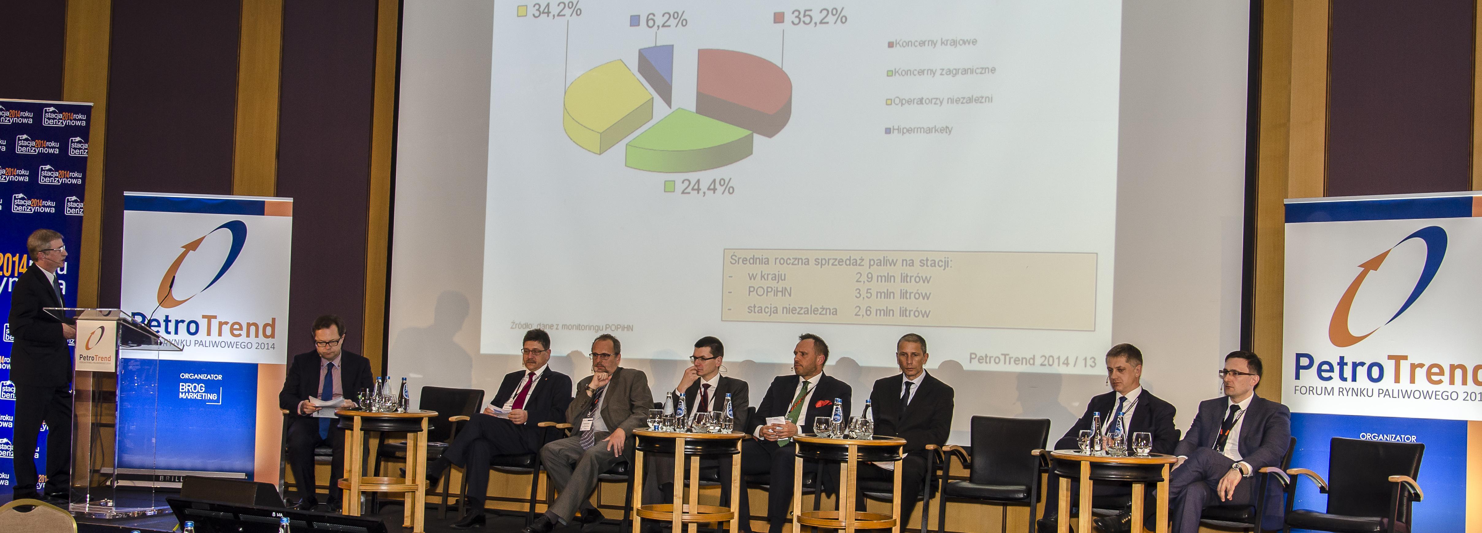 Forum Rynku Paliwowego PetroTrend