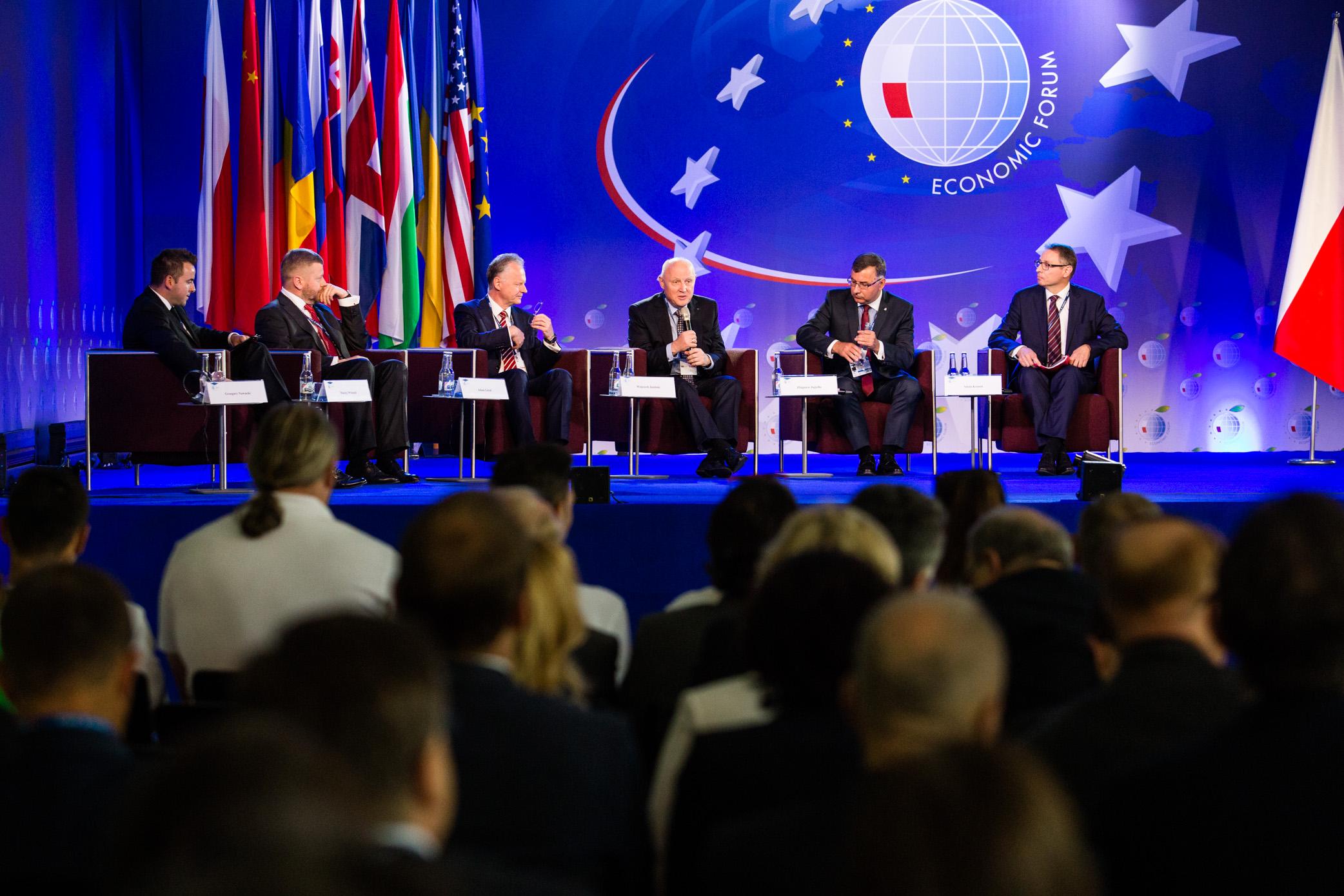 Forum Ekonomiczne 2016 - Polskie globalne czempiony