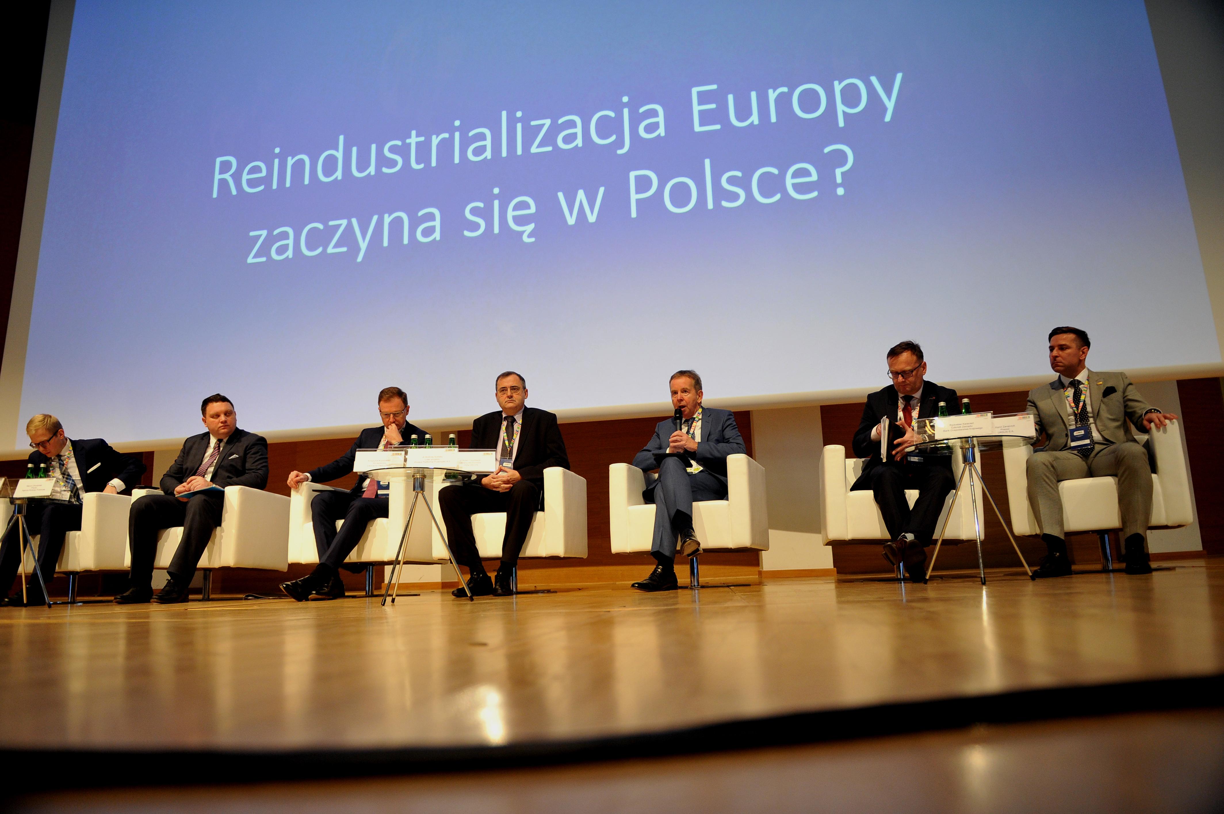 Kongres 590 - Reindustrializacja Europy