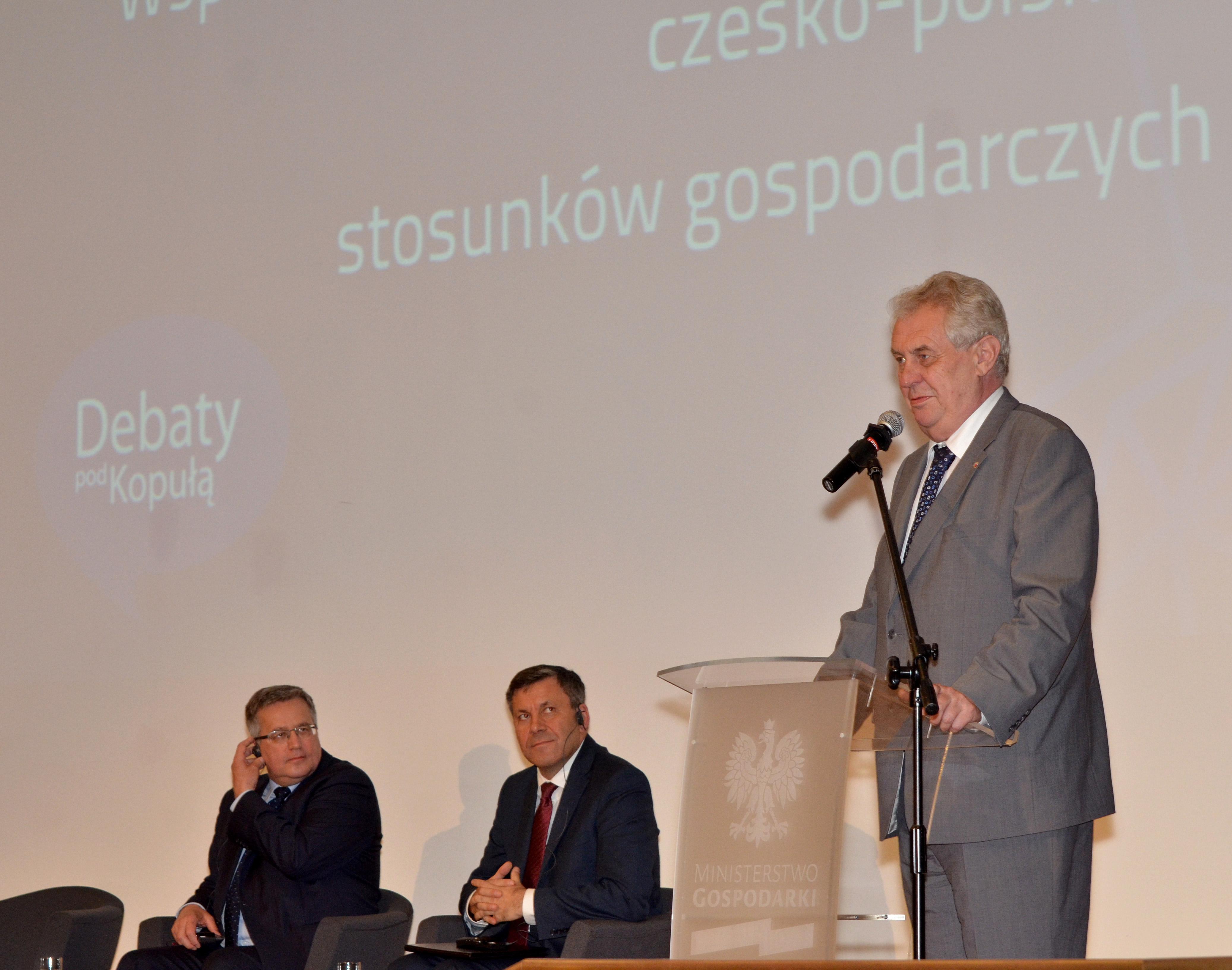Forum Gospodarcze Czechy – Polska