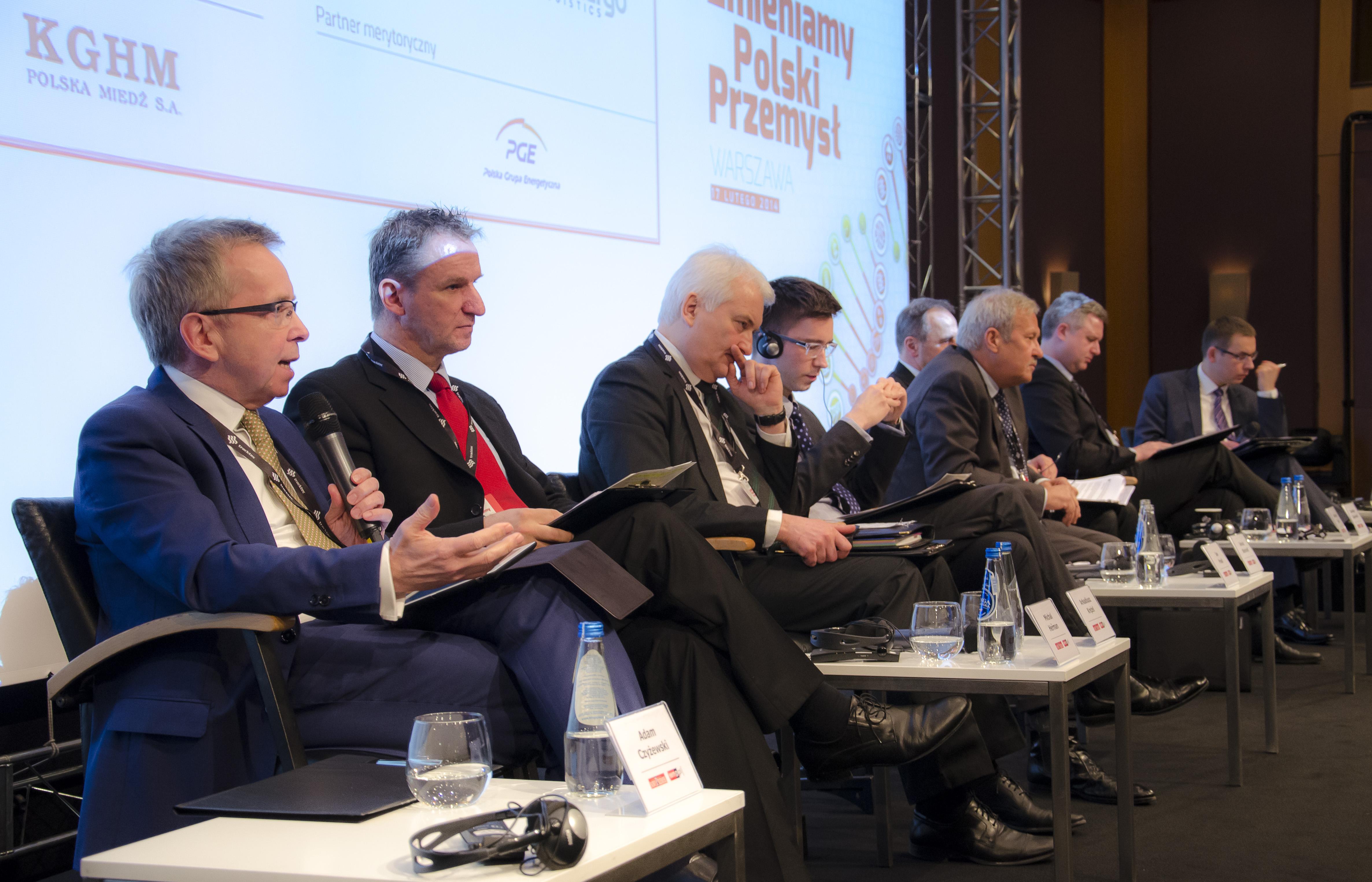 'We Change Polish Industry' Forum